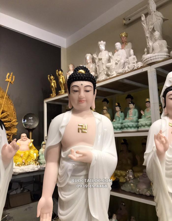 địa chỉ bán tượng tây phương tam thánh đẹp nhất