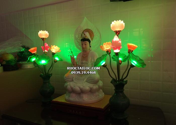mua đèn thờ phật ở đâu đẹp nhất hcm