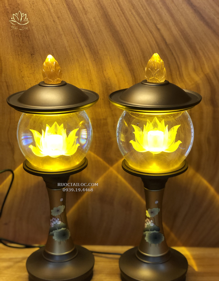 mua đèn thờ phật đẹp ở đâu