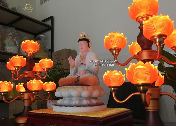 địa chỉ bán đèn thờ cúng đẹp tại hcm