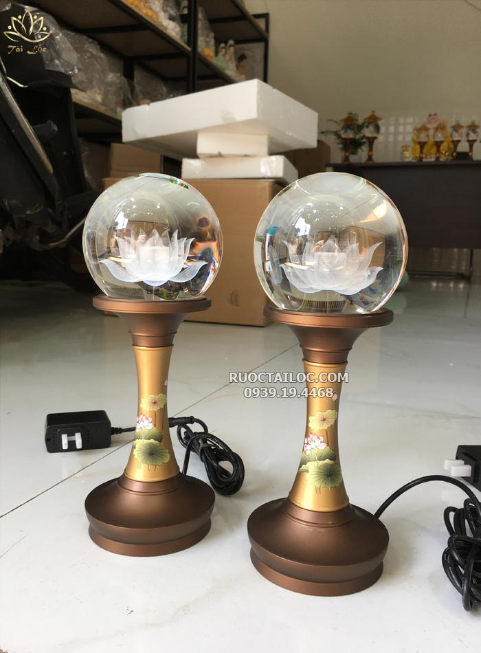 mua đèn đồng thờ phật đẹp ở đâu