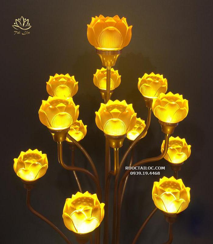 Chọn Đèn Thờ Phật Đẹp Tránh Phạm Đại Kỵ