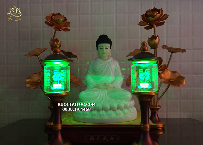 địa chỉ bán đèn thờ phật đẹp
