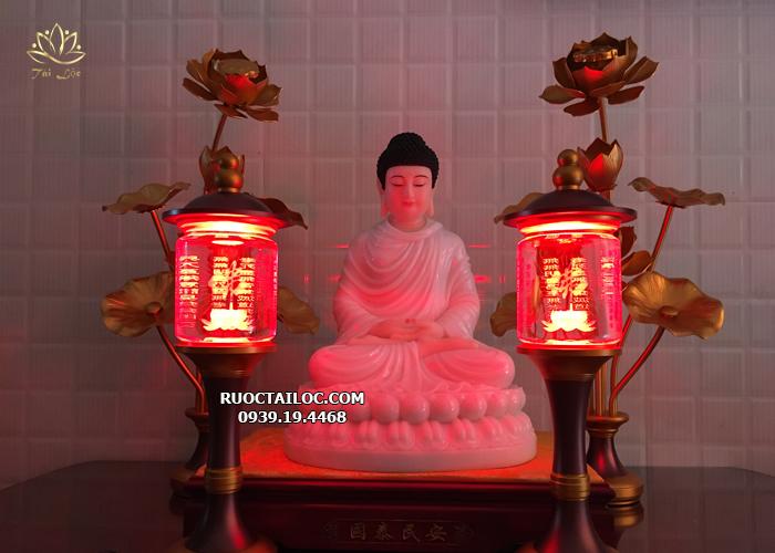 đèn led chuyển màu thờ phật đẹp nhất