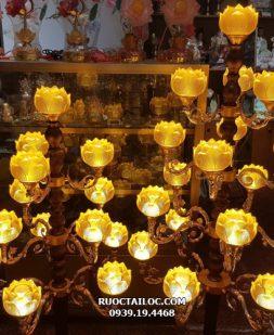 đèn thờ cúng đẹp rẻ tại hcm