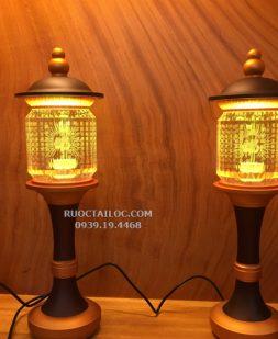 đèn thờ cúng bát nhã tâm kinh đẹp nhất