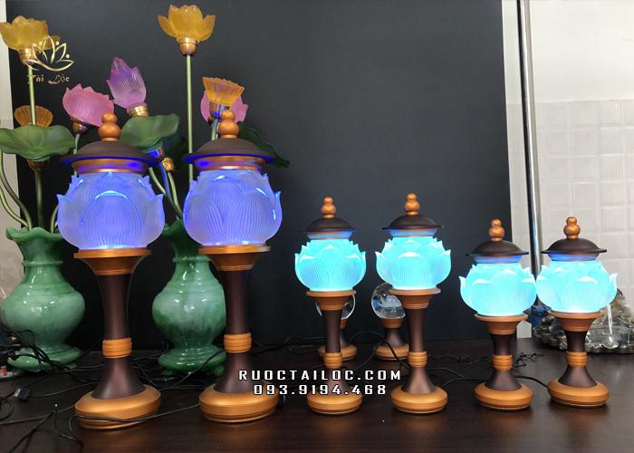 kho đèn thờ phật số lượng lớn được lựa chọn