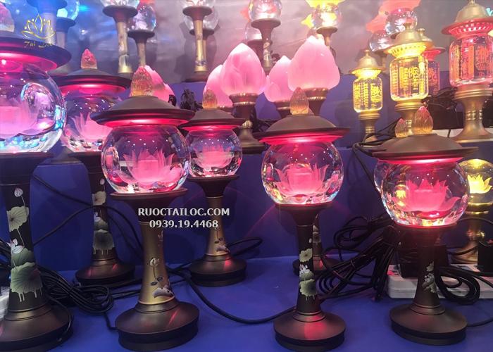 đèn thờ phật rất đẹp tại hcm