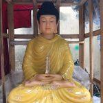 Tượng Phật Dược Sư Bằng Đá Thạch Anh đẹp