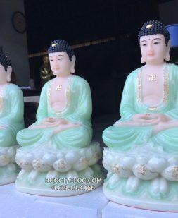 tượng phật dược sư xanh ngọc đẹp nhất