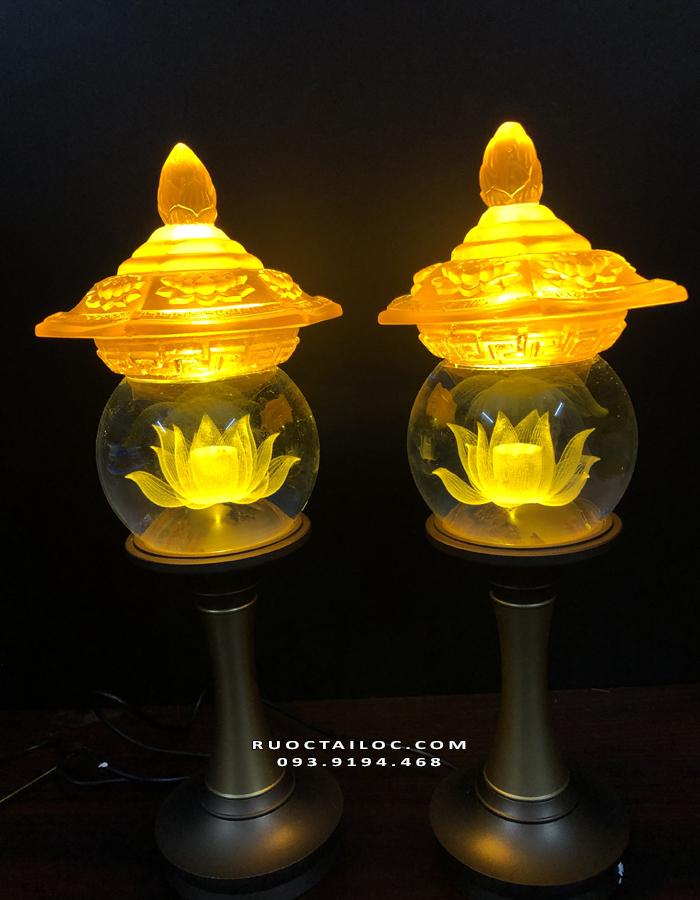 nơi bán đèn thờ cúng thân đồng đẹp