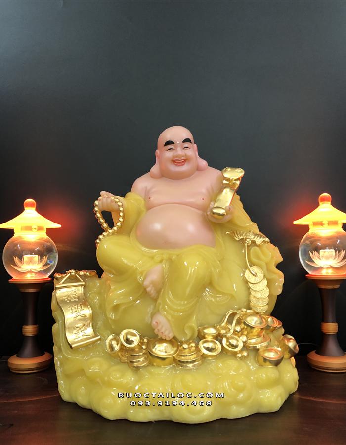 Tượng Phật Di Lặc đẹp giá tại kho