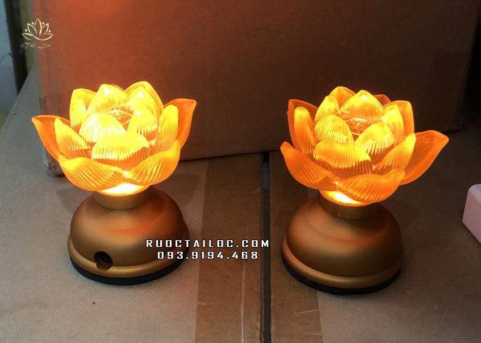 các mẫu đèn hoa sen giá rẻ nhất
