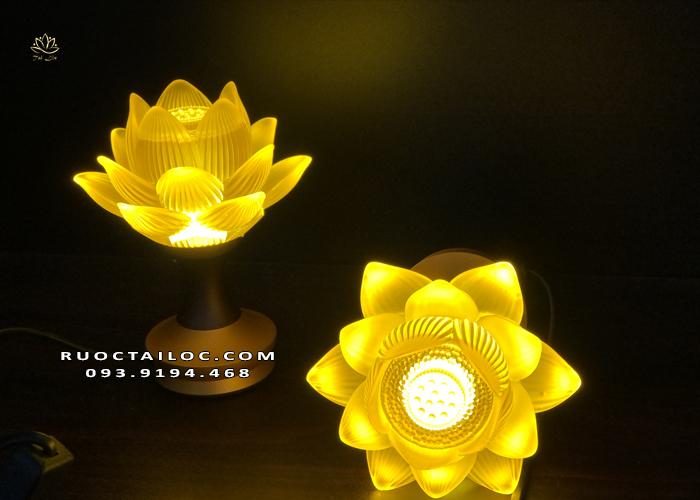 đèn thờ phật nhỏ đẹp