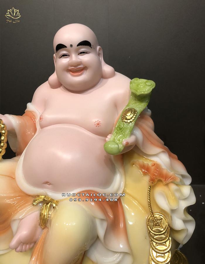 tượng phật di lặc cẩm thạch đẹp nhất