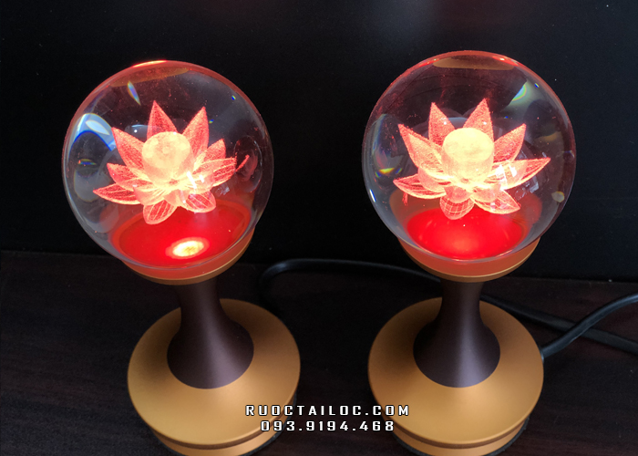 đèn cầu thân trơn thờ cúng cao 15cm giá rẻ