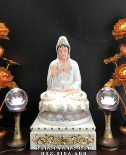 Cách chọn đế đôn tượng Phật hợp phong thuỷ